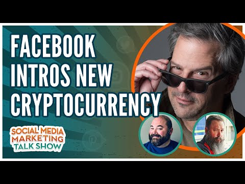 Facebook Intros New Cryptocurrency