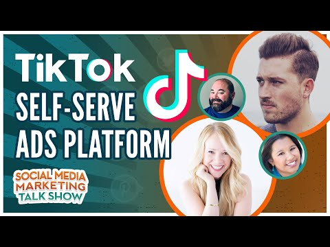 TikTok Self-Serve Ads Platform