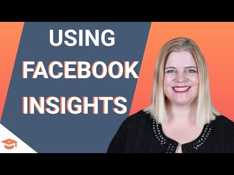 How to Track and Measure Results Using Facebook Insights