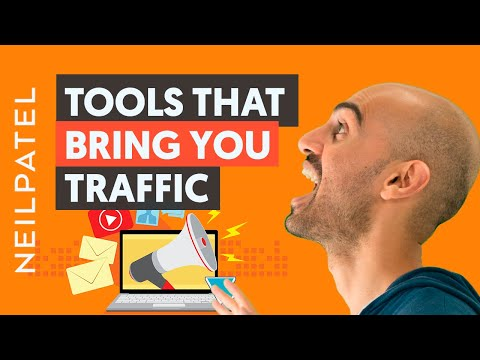 7 Marketing Tools That'll Instantly Boost Your Traffic | Neil Patel