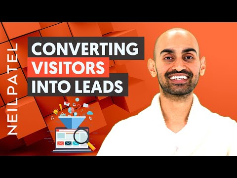 The Number 1 Hack to Converting Visitors into Leads | Lead Generation Tips