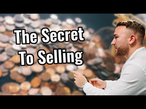 Secret Of Sales - The Psychology Behind Getting A