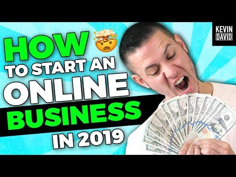 How To Start an Online Business Step By Step in 2019 | Make Money Online