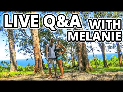 Live Q&A With Melanie - How To Go From ZERO to 100,000 Subscribers on YouTube!