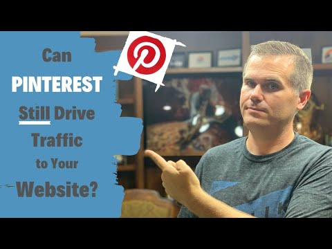 Driving Blog Traffic with Pinterest (Does it Still Work?)