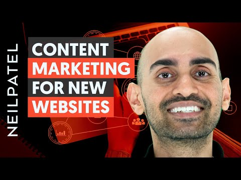 How to Leverage Content Marketing When You Have No Traffic (Small or New Websites)