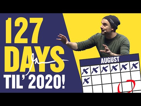 Business Strategies You Needs to Start Doing the Last 127 Days of 2019 | Melbourne 2019 Keynote
