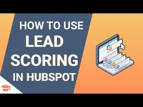 How to Use Manual Lead Scoring in HubSpot