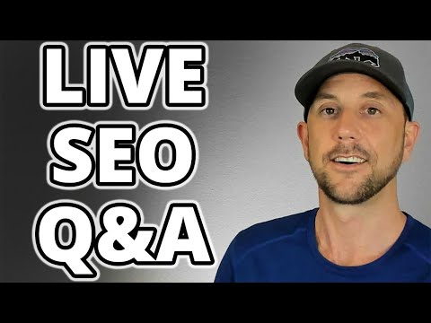 SEO & Organic Traffic LIVE!  Learn The Keys To Success Driving Traffic From Search