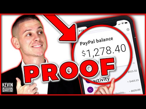 Earn PayPal Money Using Google *PROOF*