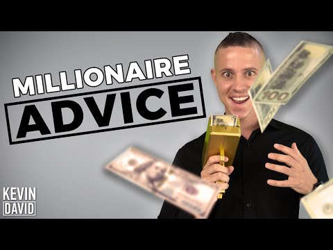 Millionaire Advice - What I WISH I Knew When I was Younger (Teenager)
