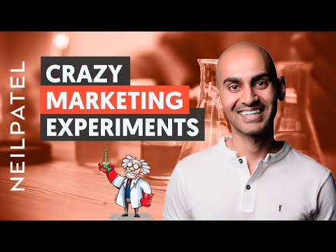 The Craziest Marketing Experiments I Have Ever Done and Why They Worked
