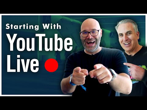How to Get Started With YouTube Live Streaming