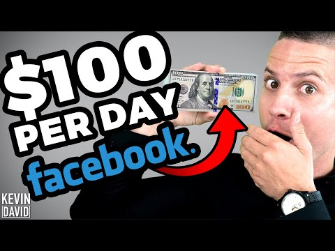 Make $100 Per Day From Facebook With This ONE Trick!