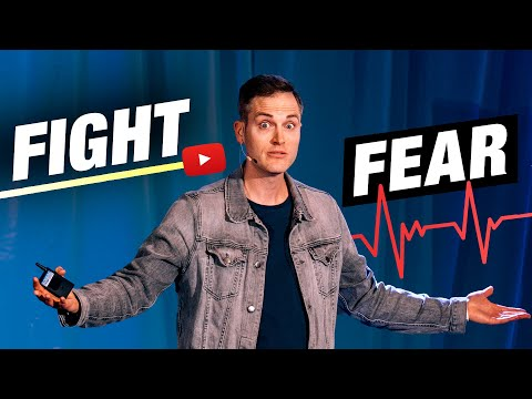 YouTube Tips: Punch Fear in the Face & Press Record!