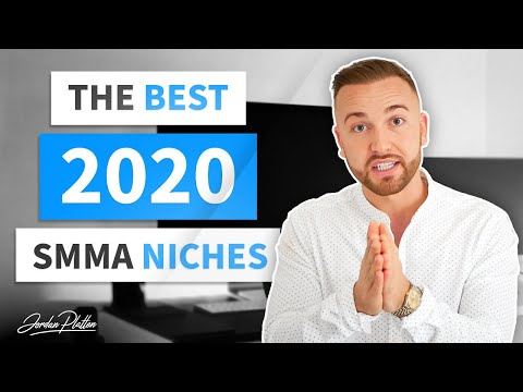 Best Niches for SMMA in 2020