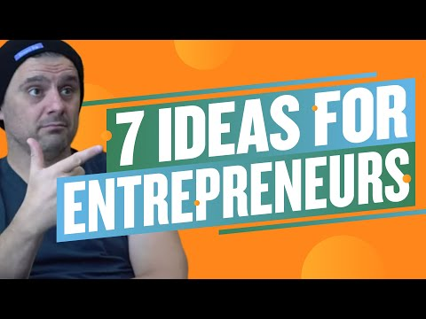 7 Insights Entrepreneurs Need to Start Using Today
