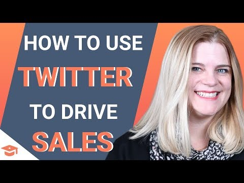 How to Drive Sales with Twitter