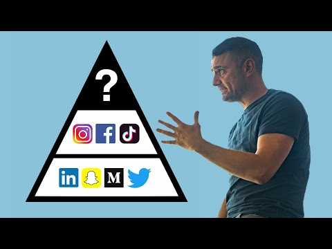 TikTok Offers a Huge Advantage Right Now | DailyVee 580