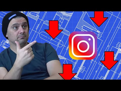 What to Do About Instagram's Declining Organic Reach | DailyVee 582