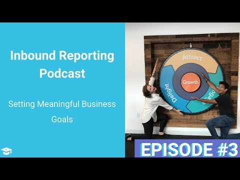 Inbound Reporting Podcast: Setting Meaningful Business Goals