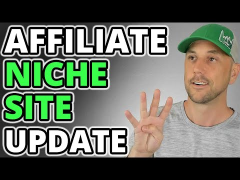 Month 4 Affiliate Marketing Website Case Study - Momentum Begins In The Messy Middle!