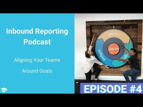 Inbound Reporting Podcast: Aligning Your Teams Around Goals