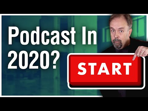 Why Now is the Right Time to Start a Podcast