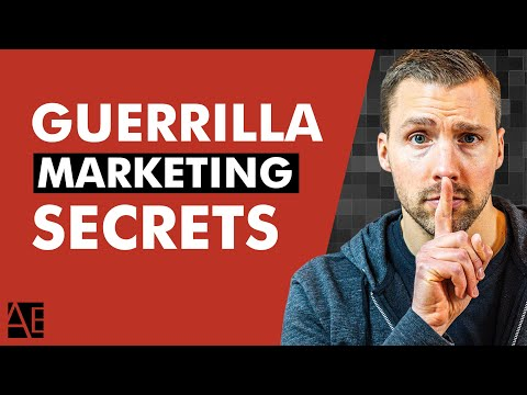 What Is Guerrilla Marketing | How It Works!