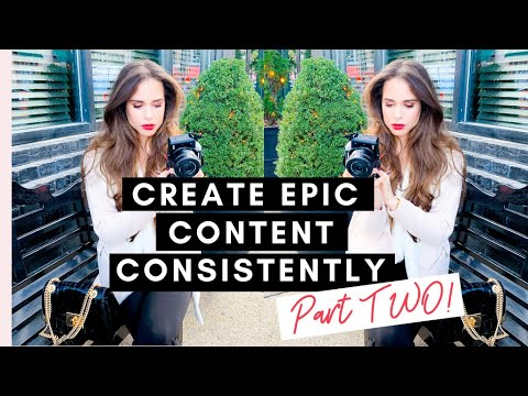 How To Stay Motivated & Publish Content Consistently- 7 Power Tips PART II