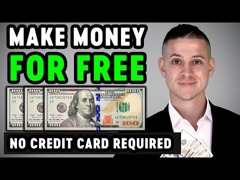 ???? 3 FREE Ways To Make Money Online Even If You're BROKE (NO Credit Card Required!)