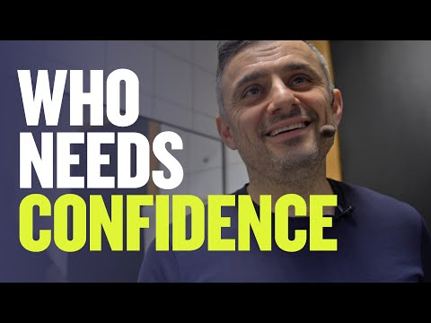 How to Make Content If You Lack Confidence | DailyVee 596
