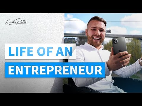 Day in the Life of an Entrepreneur - Business Lifestyle VLOG