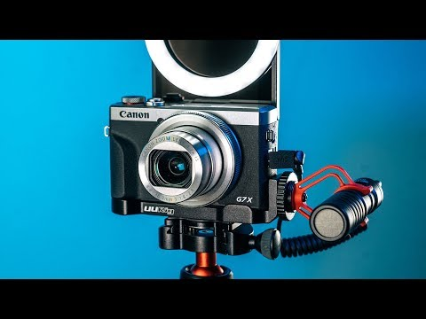 Best Canon G7X Mark III Camera Accessories and Vlogging Gear