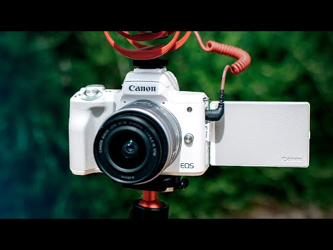 Best Video Settings for Vlogging on the Canon M50 — 7 Easy Tips