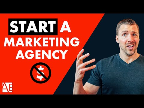 How To START A Marketing Agency with $0 Investment   Adam Erhart