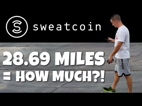 SWEATCOIN: Can You REALLY Make Money Walking?!