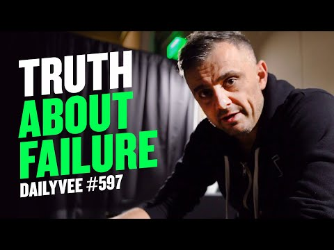What You Really Fear Is Not Failure   DailyVee 597