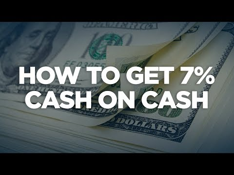 How to Get 7% Cash on Cash: Real Estate Investing with Grant Cardone LIVE!