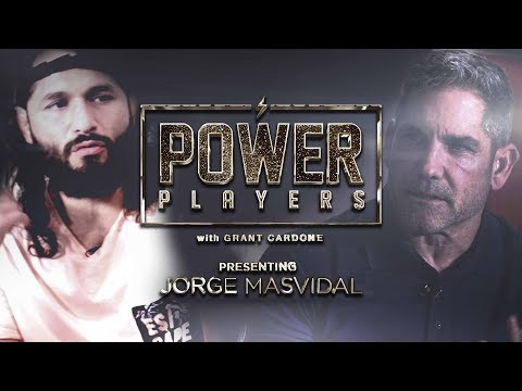 Grant Cardone Interviews UFC Fastest Knock Out Record Holder Jorge Masvidal