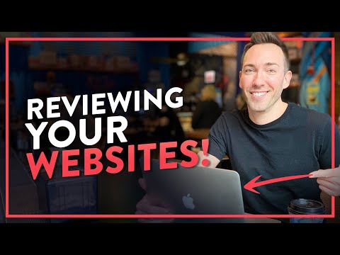 Small Business Website Reviews YOU Can Use to Upgrade Your Own Website