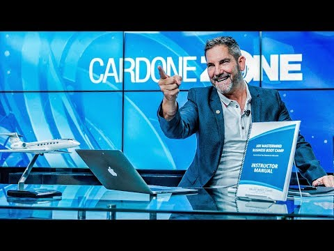 Work, Wealth and Investing : Cardone Zone Live