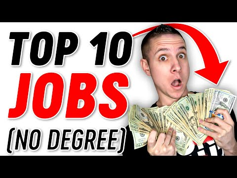 10 Highest Paying Jobs You Can Learn (Without College)