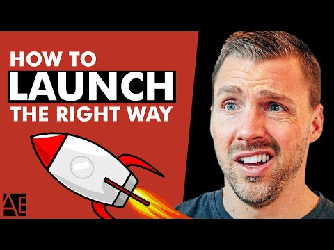 Launching Your Product - How To Promote and Market Your Business | Adam Erhart