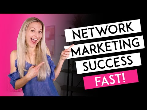 The 6 Steps I Used To Create Network Marketing Success Right Out Of The Gate