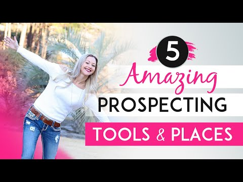 5 Prospecting Tools You Can Use To Get In Front Of The Best Potential Customers & Teammates