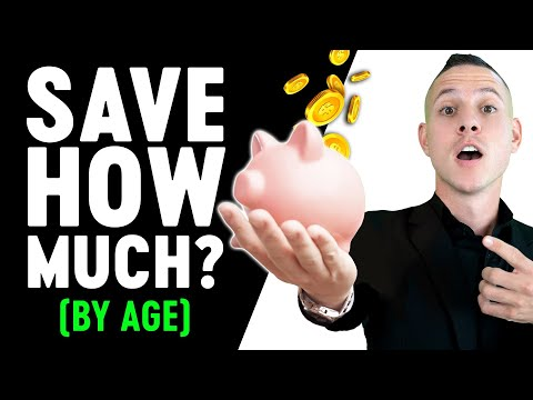 How Much Money You Should Have Saved (Amount by Age)
