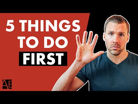 5 Things To Do Before Starting A Business & Becoming An Entrepreneur