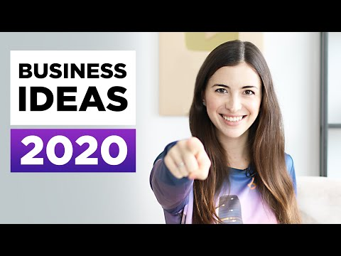 TOP 9 business ideas to start in 2020