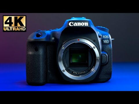 Canon 90D Video Test (4K, Slow Motion, Low Light)